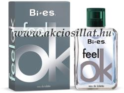 BI-ES Feel OK EDT 100ml