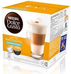 NESCAFÉ Dolce Gusto Latte Macchiato Light 16