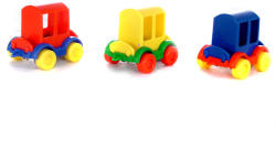 Wader Szolgálati vonatkocsi fiús színekben