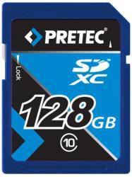 Pretec SDXC 128GB Class 10 PCSDXC128GB