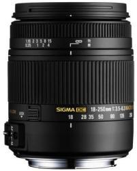 SIGMA 18-250mm f/3.5-6.3 DC Macro OS HSM TSC (Canon)