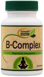 Vitamin Station B-Complex - 60db