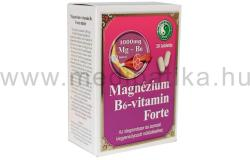 Dr. Chen Magnézium B6-vitamin Forte (30db)