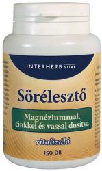 Interherb Sörélesztő Magnéziummal - 150 db