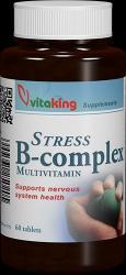 Vitaking Stress B-komplex - 60db