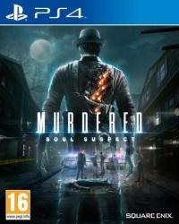 Square Enix Murdered Soul Suspect (PS4)
