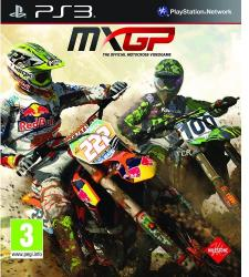 Milestone MXGP The Official Motocross Videogame (PS3)