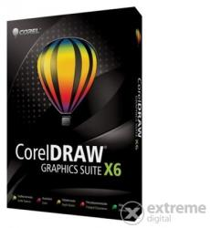 Corel CorelDRAW Graphics Suite X6 BOX CDGSX6IEHBB