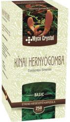 Myco Crystal Kínai hernyógomba kapszula - 250db