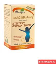 Pharmaforte Garcinia-Arany kapszula - 90 db