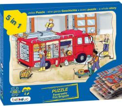 Beleduc Brigada De Pompieri BEL17035