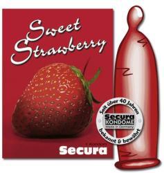 Secura Sweet Strawberry epres - 1db