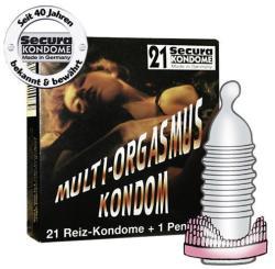 Secura Multi Orgasmus - 21db