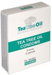 Dr. Müller Teafaolaj óvszer fertőtlenítő hatással - 3db