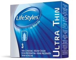 Lifestyles Ultra Thin (3db)