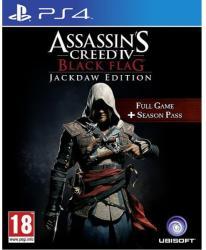 Ubisoft Assassin's Creed IV Black Flag [Jackdaw Edition] (PS4)
