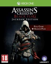 Ubisoft Assassin's Creed IV Black Flag [Jackdaw Edition] (Xbox One)