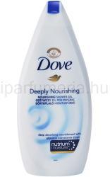 Dove Deeply Nourishing Krémtusfürdő 500ml