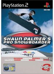 Activision Shaun Palmer's Pro Snowboarder (PS2)