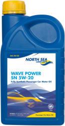 North Sea Lubricants NSL WAVE POWER SN 5W20 1L