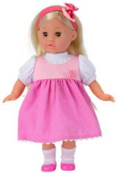 Simba Éneklő Julia baba pöttyös ruhában - 32 cm