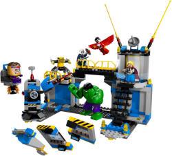 LEGO Super Heroes - Hulk Labor rombolása 76018