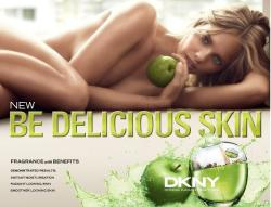 DKNY Be Delicious Skin EDT 100ml Tester