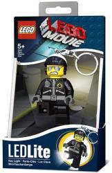 LEGO Rossz zsaru világítós kulcstartó LGL-KE46