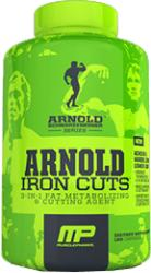 MusclePharm Iron Cuts - 120 caps