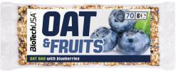 BioTechUSA Oat & Fruits 70g