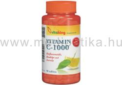 Vitaking C-1000 C-vitamin Bioflavonoid 1000mg (90db)