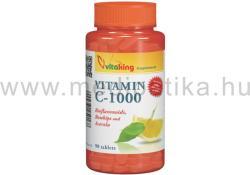 Vitaking C-1000 C-vitamin Bioflavonoid 1000mg (90db)