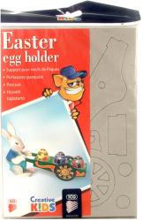ICO Creative Kids Húsvéti tojástartó kocsi nyuszival