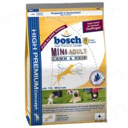 bosch Adult Mini Lamb & Rice 2x15kg