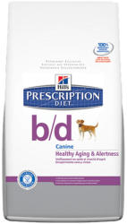 Hill's PD Canine b/d 2 x 12kg