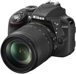Nikon D3300 + 18-105mm VR (VBA390K005)