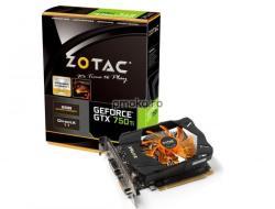 ZOTAC GeForce GTX 750 TI 2GB GDDR5 128bit PCIe (ZT-70601-10M)