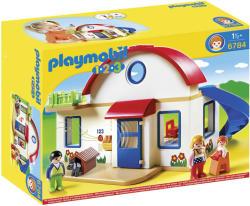 Playmobil Lakóépület kis lurkóknak (6784)