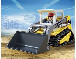Playmobil Lánctalpas rakodógép (5471)
