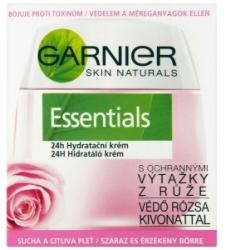 Garnier Skin Naturals Essentials Krém Száraz Bőrre Rózsa 50ml