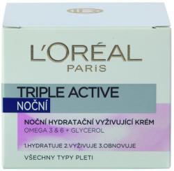 L'Oréal Dermo Triple Active éjszakai krém 50ml