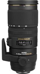 SIGMA 70-200mm f/2.8 APO EX DG Macro OS (Nikon)