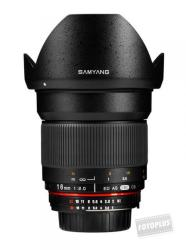 Samyang 16mm f/2 AE ED AS UMC CS (Nikon)