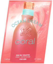 Ocean Dream Coral EDT 100ml