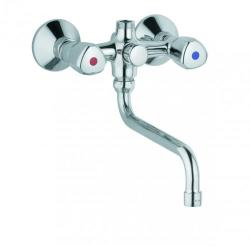 Kludi Standard kádtöltő és zuhanycsap (251110515)