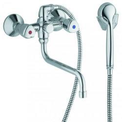 Kludi Standard kádtöltő és zuhanycsap (251230515)