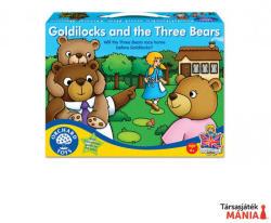 Orchard Toys Kata és a három mackó