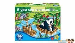 Orchard Toys Ha krokodilt látsz. . .