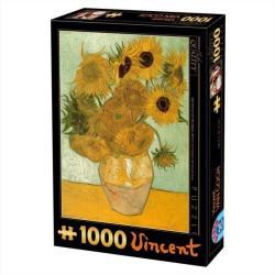 D-Toys Vincent van Gogh Sunflowers 1000 66916 VG 01