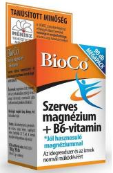 BioCo Szerves Magnézium+B6-vitamin (90db)